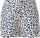 MICHAEL Michael Kors leopard print shorts