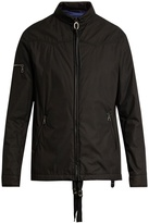 Lanvin Padded cotton-blend jacket