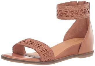 Seychelles Women's Lofty Woven Wedge Sandal tan 7.5 M US