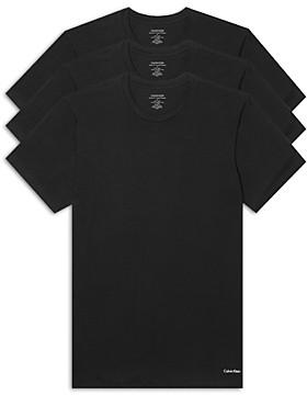 Calvin Klein Short-Sleeve Crewneck Tee - Pack of 3