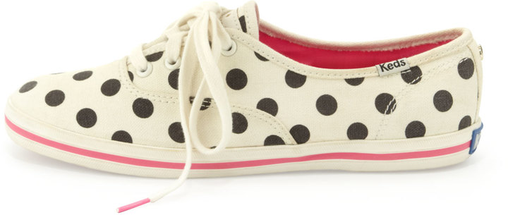 Kate Spade Keds Polka Dot Kick Sneaker