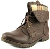 Rock & Candy SprayPaint-Q Women US 8 Brown Ankle Boot