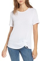 Socialite Women's Cinch Hem Tee