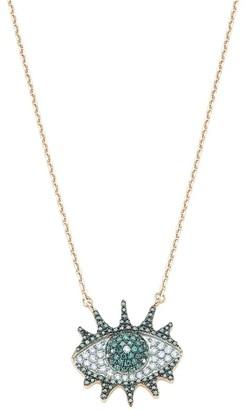 Bee Goddess Eyelight Diamond Necklace