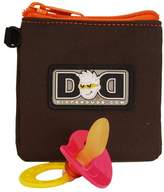Diaper Dude Pacifier Pouch (Brown)