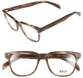 Salt Women's 'Jackie' 53Mm Optical Glasses - Matte Mauve Mist