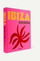 Assouline Ibiza Bohemia Hardcover Book - Pink