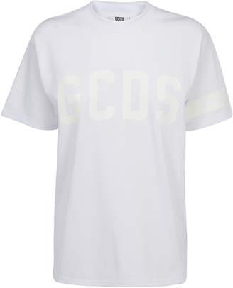 GCDS Glow Logo T-shirt