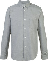 A.P.C. checked shirt - men - Cotton - L