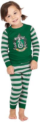 Intimo Sleep Bottoms P0056 - Harry Potter Green Slytherin Tight-Fit Cap & Pajama Set - Infant