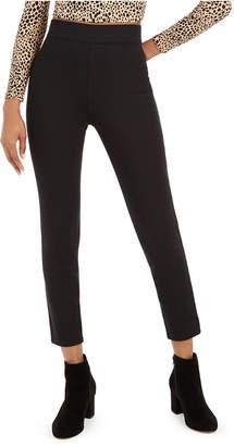 Spanx Petite The Perfect Black Pant Ponte-Knit Pants