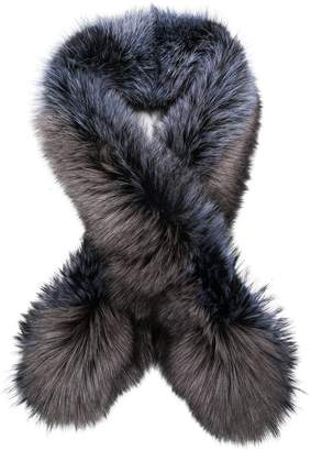 Cara Mila Duchess fur scarf