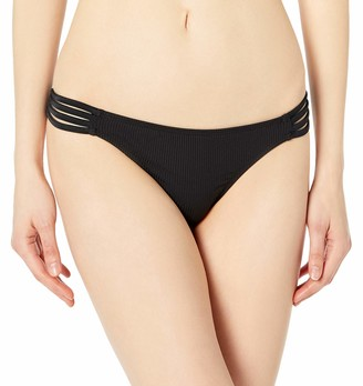 Body Glove Women's Flirty Surf Rider Bikini Bottom Swimsuit