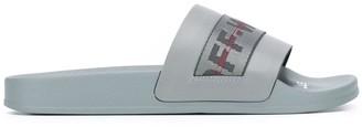 Off-White Industrial Slider Medium Grey Medium Gr