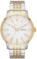 Marc Anthony Men's Two Tone Stainless Steel Watch