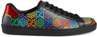 Gucci Men's GG Psychedelic Ace sneaker
