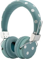 Cath Kidston Button Spot Printed Bluetooth Headphones