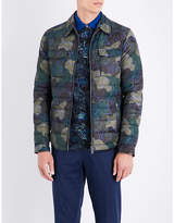 Etro Quilted Shell Jacket