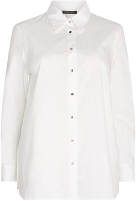 Marina Rinaldi Cotton Poplin Shirt