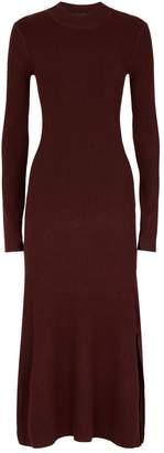 AllSaints Nala Midi Dress
