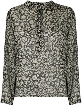 Etoile Isabel Marant Maria long-sleeve blouse