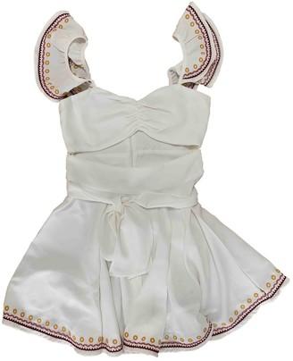 Tularosa White Dress for Women