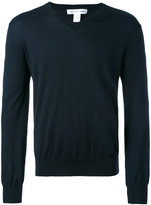 Comme des Garcons V-neck sweater - men - Cotton - S
