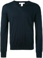 Comme des Garcons V-neck sweater
