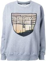 Each X Other 'Limited Edition Robert Montgomery' sweatshirt