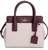 Kate Spade 'cameron Street - Mini Candace' Leather Satchel