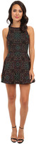 Kas Kalina Embroidered Fit N Flare Dress