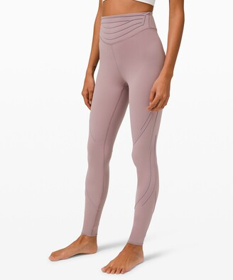 """Lululemon Get in Line Super High-Rise Tight 28"""" *Online Only"""