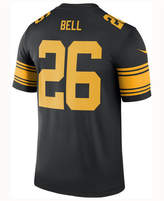Nike Men's Le'Veon Bell Pittsburgh Steelers Legend Color Rush Jersey