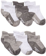 Osh Kosh 6-Pack Ankle Socks