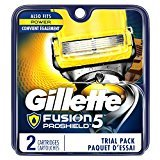 Gillette Fusion5 ProShield Men's Razor Blade Refills, 2 Count (Packaging May Vary), Mens Razors / Blades
