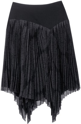 Issey Miyake Pre-Owned 1990's Pleated Skirt