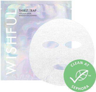 Wishful Thirst Trap Cocoon Mask