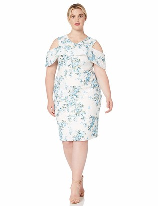 Rachel Roy Women's Plus-Size Jolie Lace Dress