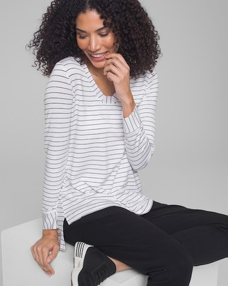 Soma Intimates French Terry Pullover