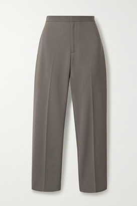Deveaux Woven Tapered Pants - Gray