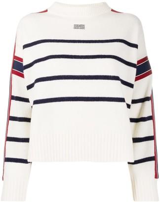 Sandro Saylor striped jumper