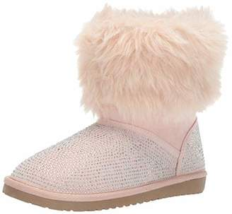 Children's Place The Girls' Faux Sherling Boot Fashion