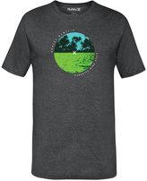 Hurley Men's Mind State Premium Graphic-Print T-Shirt