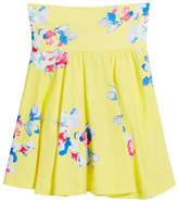 Joules Izzie Floral Jersey Skirt, Size 3-6