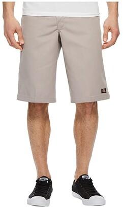 Dickies 13 Multi-Use Pocket Work Short (Silver Green) Men's Shorts