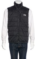 The North Face Quilted Zip-Front Vest