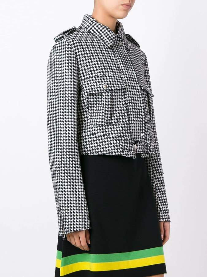 J.W.Anderson houndstooth pattern jacket