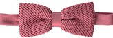 John Lewis Knitted Silk Bow Tie