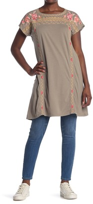 Johnny Was Rianne Shift Tunic Dress
