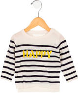 Zadig & Voltaire Boys' Striped Wool Sweater